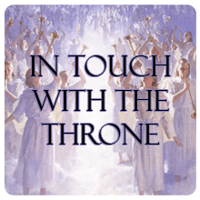 In Touch with the Throne (ch.1)